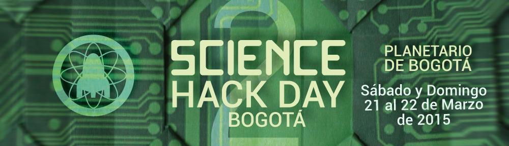 Science Hack Day Bogotá